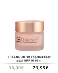 SPLENDOR 10 regenerador total SPF15